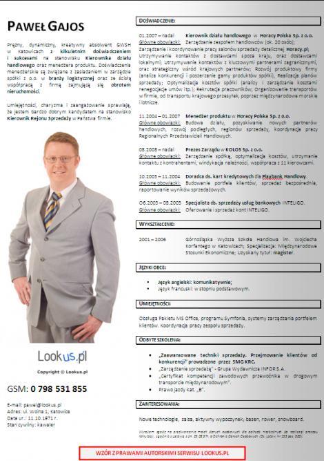 CV, list motywacyjny