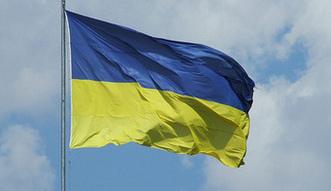 Konflikt na Ukrainie. Demonstracja niezadowolenia z dzia�alno�ci urz�dnik�w