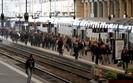 Strajk na kolei, zapowied� strajku elektrowni atomowych