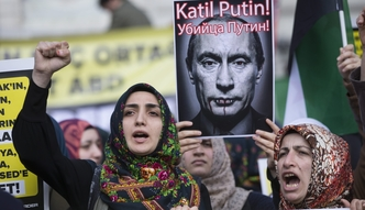 Wojna gospodarcza Rosja-Turcja szybko si� nie sko�czy. Putin obrazi� si� na Ankar�