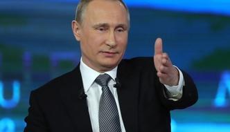 Gospodarka Rosji według Putina. Prezydent na dorocznej telekonferencji odpowiada na pytania
