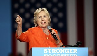 Clinton kusi wyborc�w nowymi ulgami podatkowymi. Nawet 200 mld dolar�w w 10 lat