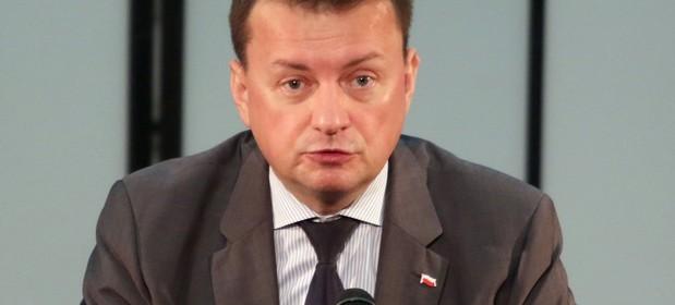 800 mln zł dla Straży Granicznej. Błaszczak zapowiada godne warunki służby