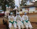 Wiadomo�ci: Epidemia Eboli. Lekarze najwi�kszego szpitala w Liberii strajkuj�