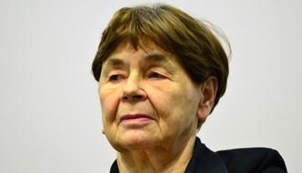 Zofia Romaszewska ostro: Robotnicy zostali wykiwani przez elity III RP