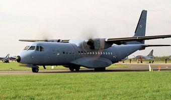 CASA C-295M dla polskiej armii. Kolejny samolot ju� w kraju