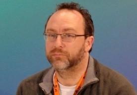 Na zdj. Jimmy Wales