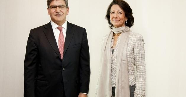 Jose Antonio Alvarez, Ana Botin