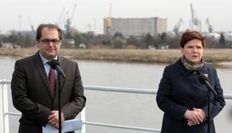 Przemys� okr�towy w Polsce. Rz�d chce odbudowa� stocznie, ale najpierw musi przekona� UE