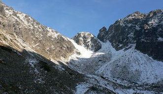 Uwaga tury�ci! Wzrasta zagro�enie lawinowe w Tatrach