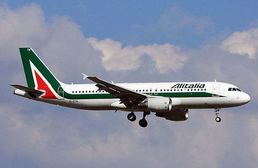 Alitalia na skraju upadłości. Linie tracą 2 mln euro dziennie
