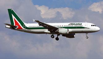 Alitalia na skraju bankructwa, ale lata dalej. I uspokaja pasażerów
