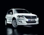 Volkswagen Tiguan - Twarz starszego brata