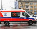 Wypadek w Mikołowie. Pięć osób nie żyje