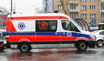 Wypadek autokaru na krajowej 7. Są ranni wśród młodzieży