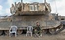 Konflikt w Strefie Gazy. Parlament zatwierdzi� powo�anie do s�u�by 10 tysi�cy rezerwist�w