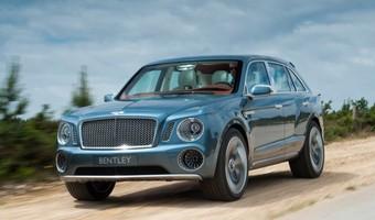 Bentley Bentayga za ponad milion złotych, tysiące chętnych na nowego SUV-a
