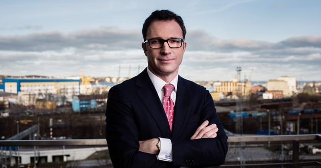 Krzysztof Borusowski, prezes Best i g��wny akcjonariusz w Kredyt Inkaso