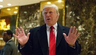 Donald Trump nie przewiduje cięć socjalnych