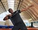 Usain Bolt pobiegnie na Stadionie Narodowym