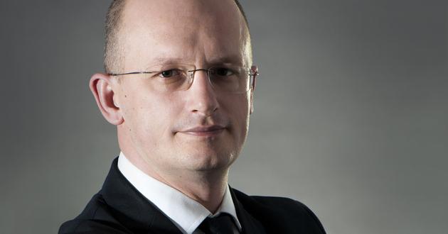 na zdjęciu: Marcin Kubica, prezes Lubawy