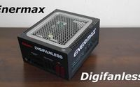 Enermax Digifanless Test PSU absolutnie klasy PREMIUM