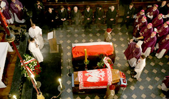 Rocznica pogrzebu prezydenta. Kto jedzie?