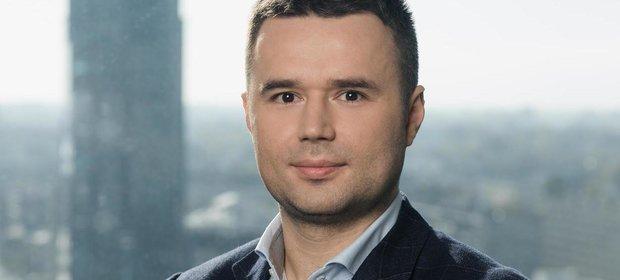 Na zdjęciu Marcin Grzymkowski, tegoroczny zwycięzca