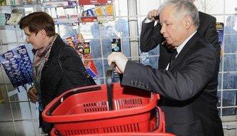 """Kaczy�ski za zakazem handlu w niedziel�. PiS poprze pomys� """"Solidarno�ci"""""""