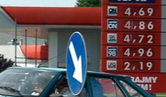 Cena benzyny pobiła rekord z 2008 roku