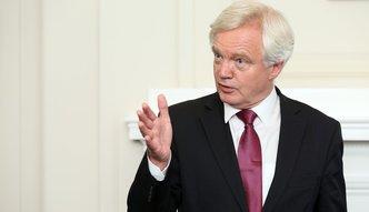 Minister ds. Brexitu rozwiewa wątpliwości: Wielka Brytania wystąpi z UE