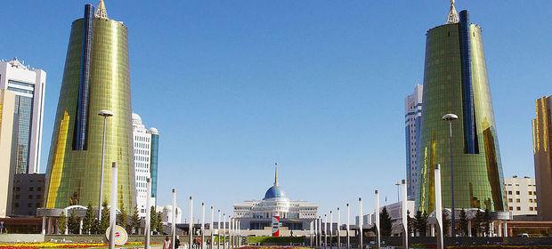 Astana, stolica Kazachstanu