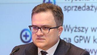 Prezes PZU Michał Krupiński zdymisjonowany
