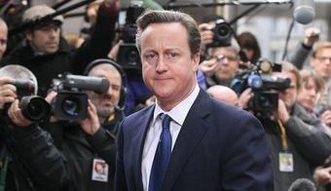 David Cameron p�jdzie na wojn� z brytyjskim biznesem? Szef Tesco ostrzega: kapita� ucieknie za granic�
