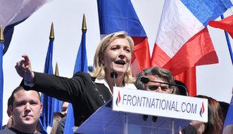Marine Le Pen chce referendum w sprawie cz�onkostwa Francji w UE