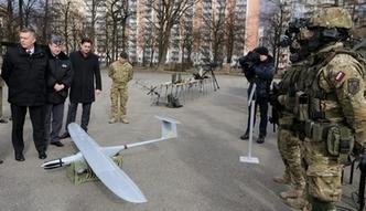 Drony w polskiej armii. MON chce kupi� bezza�ogowce o kr�tkim i �rednim zasi�gu