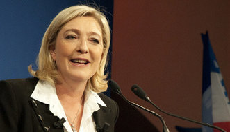 Marine Le Pen chce powrotu francuskiej waluty
