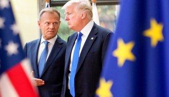 """Tusk apeluje do Trumpa. """"Proszę nie zmieniać politycznego klimatu na gorsze"""""""