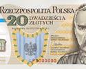 Nowy polimerowy banknot przygotowany przez NBP