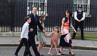 Dymisja Davida Camerona przyj�ta. Czego �yczy by�y premier nast�pczyni?