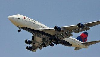 Loty linii lotniczych Delta Air uziemione