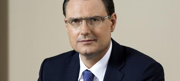 Thomas Jordan, prezes Banku Szwajcarii