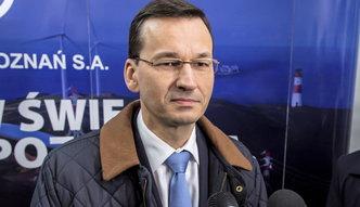 Sankcje wobec Polski? Mateusz Morawiecki odpowiada na słowa Emmanuela Macrona