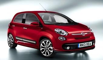 Fiat 500 w nowej wersji jako nast�pca Punto?