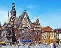 Gospodarka: Wrocław - niezwykły rynek, kościoły i ogrody