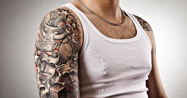 Tatuaż W Pracy Komu Przeszkadza W Karierze Mmoneypl