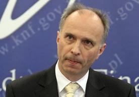 Andrzej Jakubiak, przewodnicz�cy KNF