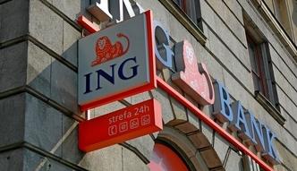 ING zaskoczy� wynikami. Zysk wy�szy mimo podatku bankowego