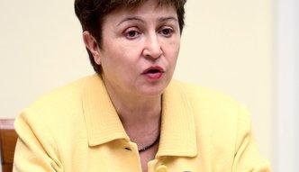 Wiceszefowa KE Kristalina Georgiewa b�dzie prezesem Banku �wiatowego