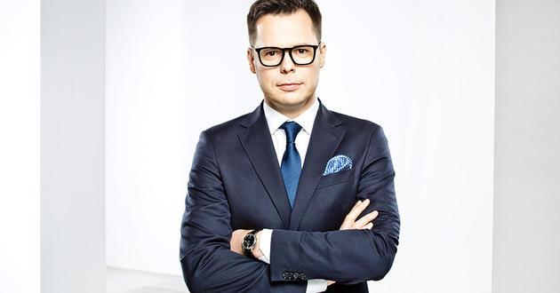 Jacek �widerski, prezes Wirtualnej Polski